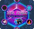 1001 Jigsaw Six Magic Elements jeu