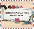 Tour du Monde en 1001 Puzzles: Amérique jeu