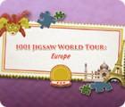 1001 Puzzles du Monde: Europe jeu