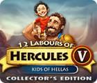 Les 12 Travaux d'Hercule V: Les Enfants d'Hellas Édition Collector jeu