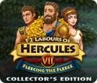 Les 12 Travaux d'Hercule VII: Tout en toisant la Toison Édition Collector jeu