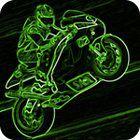 3D Neon Race jeu