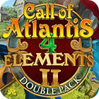 4 Elements II - Call of Atlantis Treasures of Poseidon Double Pack jeu