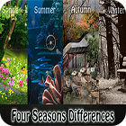 Four Seasons Differences jeu