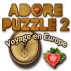 Adore Puzzle: Voyage en Europe jeu