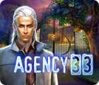 Agency 33 jeu