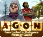 AGON: From Lapland to Madagascar Strategy Guide jeu