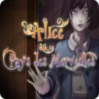 Alice au Pays des Merveilles jeu