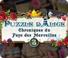 Puzzle d'Alice: Chroniques du Pays des Merveilles 2 jeu