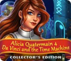 Alicia Quatermain 4: Da Vinci and the Time Machine Collector's Edition jeu