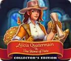 Alicia Quatermain et la Pierre du Destin Édition Collector jeu