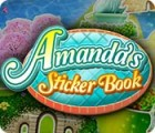 Amanda's Sticker Book jeu