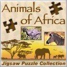 Animals of Africa jeu