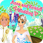Anna and Kristoff Wedding jeu