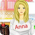 Anna's Delicious Chocolate Cake jeu