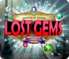 Antique Shop: Lost Gems London jeu