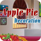 Apple Pie Decoration jeu