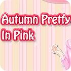 Autumn Pretty in Pink jeu