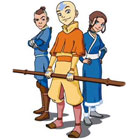 Avatar. The Last Airbender: Elemental Escape jeu
