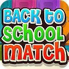 Back To School Match jeu