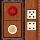 Backgammon (Long) jeu