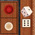 Backgammon (short) jeu