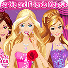 Barbie and Friends Make up jeu