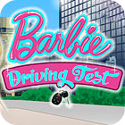 Barbie Driving Test jeu