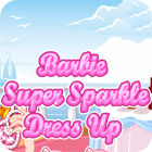Barbie Super Sparkle DressUp jeu