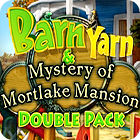 Barn Yarn & Mystery of Mortlake Mansion Double Pack jeu