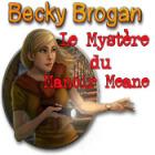 Becky Brogan: Le Mystère du Manoir Meane jeu