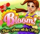Fleurissez! Partagez les fleurs avec le monde jeu