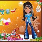 Bratz's Fashion Christmas jeu