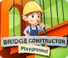 BRIDGE CONSTRUCTOR: Playground jeu