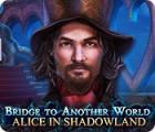Bridge to Another World: Alice au Pays des Ombres jeu