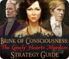Brink of Consciousness: The Lonely Hearts Murders Strategy Guide jeu
