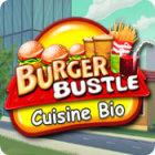 Burger Bustle: Cuisine Bio jeu