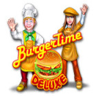 Burger Time Deluxe jeu