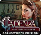 Cadenza: Fame, Theft and Murder Collector's Edition jeu