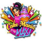 Cake Mania: To the Max jeu