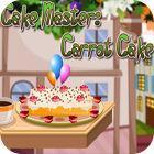Cake Master: Carrot Cake jeu