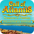 Call of Atlantis: Treasure of Poseidon. Collector's Edition jeu