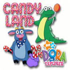 Candy Land - Dora the Explorer Edition jeu