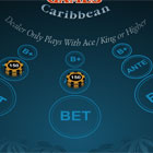 Carribean Stud Poker jeu
