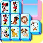 Cartoon Mahjong jeu