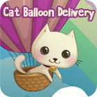 Cat Balloon Delivery jeu