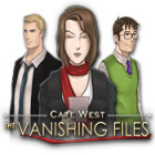 Cate West: The Vanishing Files jeu