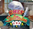 Chef Solitaire: USA jeu