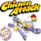 Chicken Attack jeu