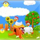 Chicken's Flying School jeu